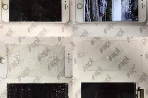 Замена стекла iphone 6S, сохранен заводской дисплей.